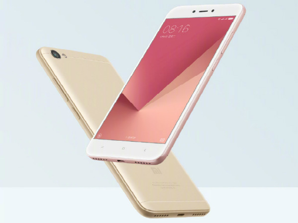 Xiaomi Redmi 5A  2Gb/16Gb Global version (Gold)